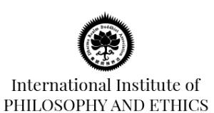 International Institute of Philosophy and Ethics (IIPE)